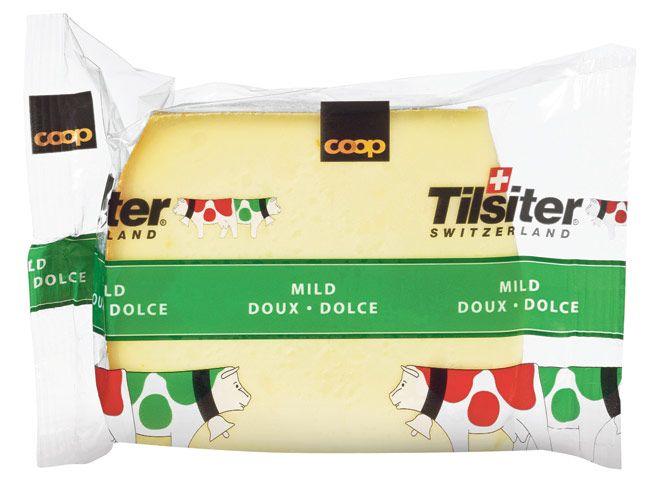 Tilsiter cheese