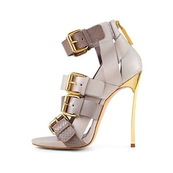 Buckles Open Toe Sandals