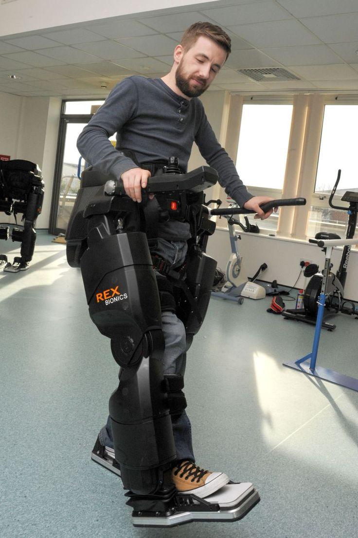 Pin on Exoskeleton Report