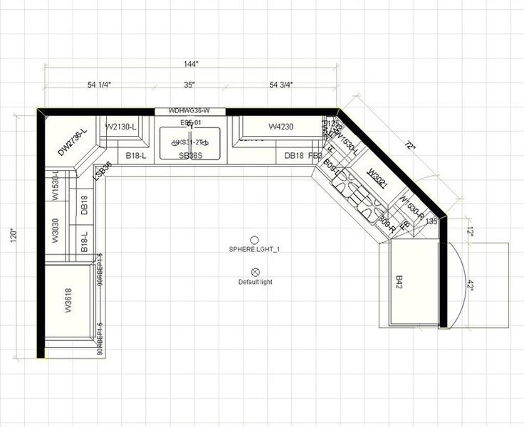 7 best prokitchen software 3d floor plan 2 images on for Professional floor plan software