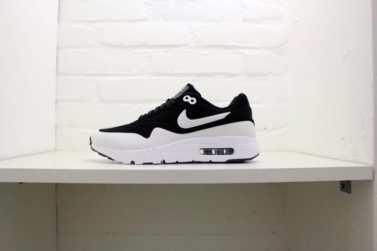 Nike Air Max 1 Ultra Moire Summit White/ Challenge Red - 705297-106