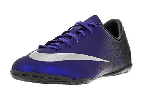 Oferta: 66.4€. Comprar Ofertas de Nike Jr Mercurial Victory V Cr Ic - Botas para niño, color azul / negro, talla 4.5Y barato. ¡Mira las ofertas!