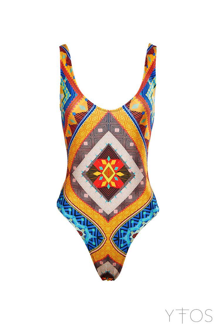 PCP : Dubai One Piece Swimsuit