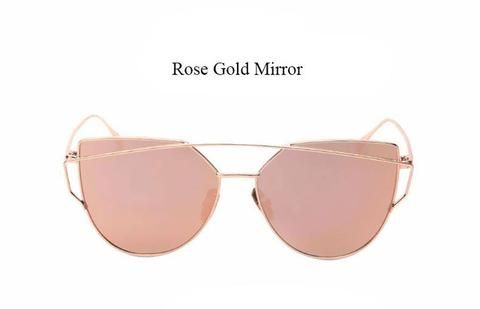 Mirrored Cat Eye Women's Fashion Sunglasses 2017 trend eyewear rose gold glasses fashion styles style cute cheap summer 2017 outfit cool trendy products shops websites buy online eyecat girl store shop for sale