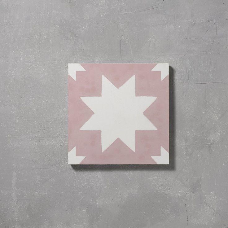 Pink Pradena Tile
