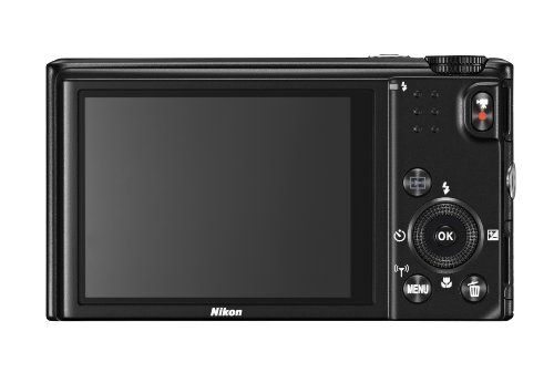 Nikon COOLPIX S9600 16MP WiFi Camera w/ 22x Optical Zoom (Black) (Discontinued by Manufacturer)  http://www.lookatcamera.com/nikon-coolpix-s9600-16mp-wifi-camera-w-22x-optical-zoom-black-discontinued-by-manufacturer-2/