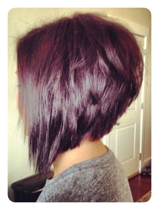 layered inverted bob hairstyles