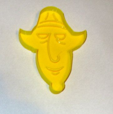inspector gadget cookie cutter by LONGBOY69 on Etsy, $6.00