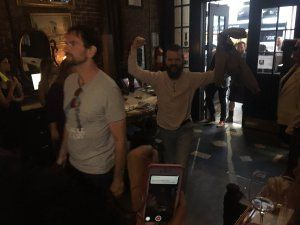 NEW Media/Fan Pics of Some of The Cast Of Outlander at NYC Outlander Meetup | Outlander Online