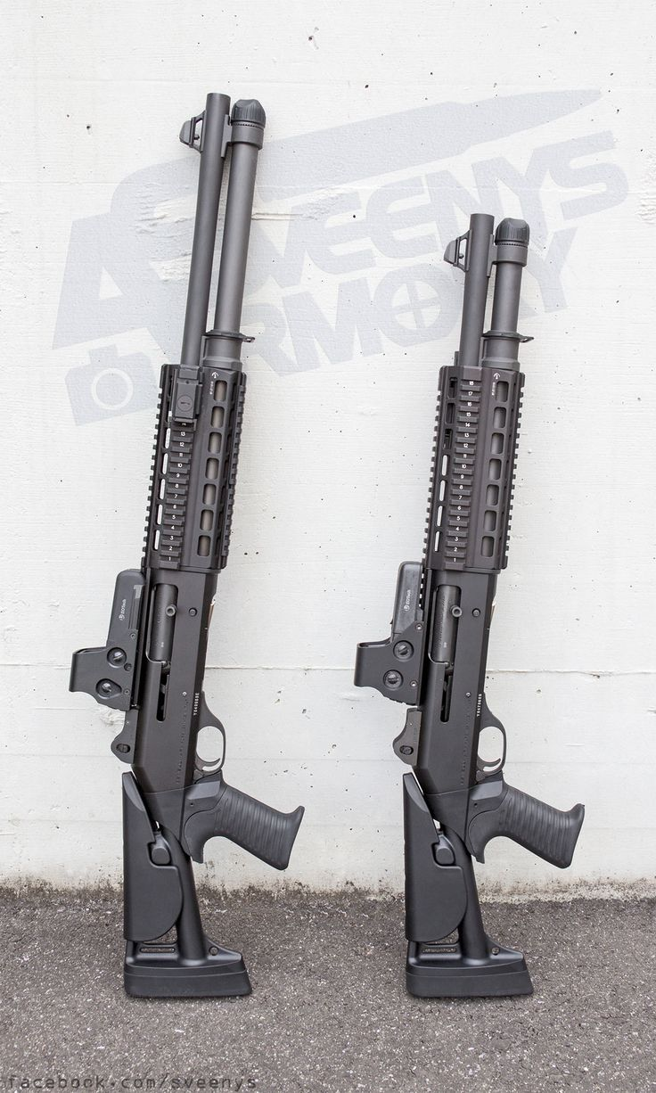 Benelli M4 - The king of combat shotguns (1200×2000)