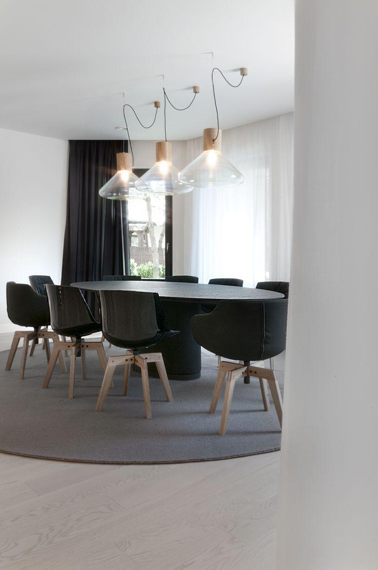 Architect: Tamizo architects, Photo credit: Mateusz Kuo Stolarski #mdfitalia #diningroom #diningroomideas #table #chair