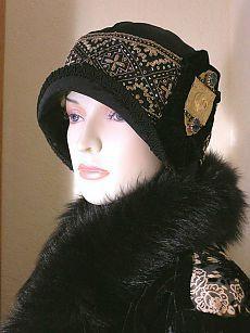 Шитьё : весенние головные уборы, женские -выкройки
