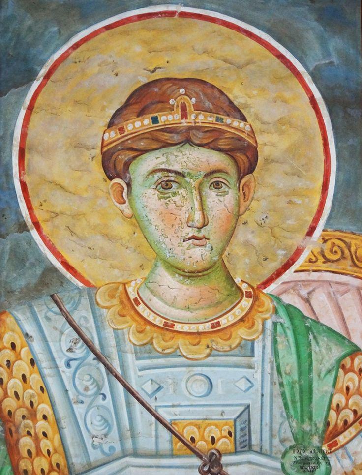 Αποτέλεσμα εικόνας για Viața Sfântului Ierarh Ahile dimitrios