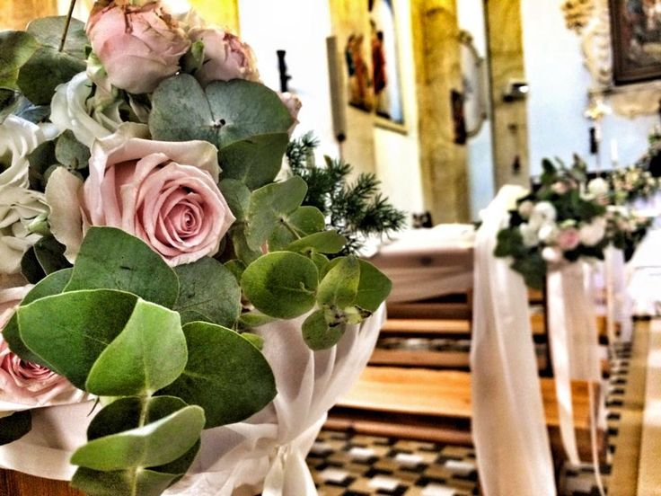 354 best Church Wedding Decorations images on Pinterest Church