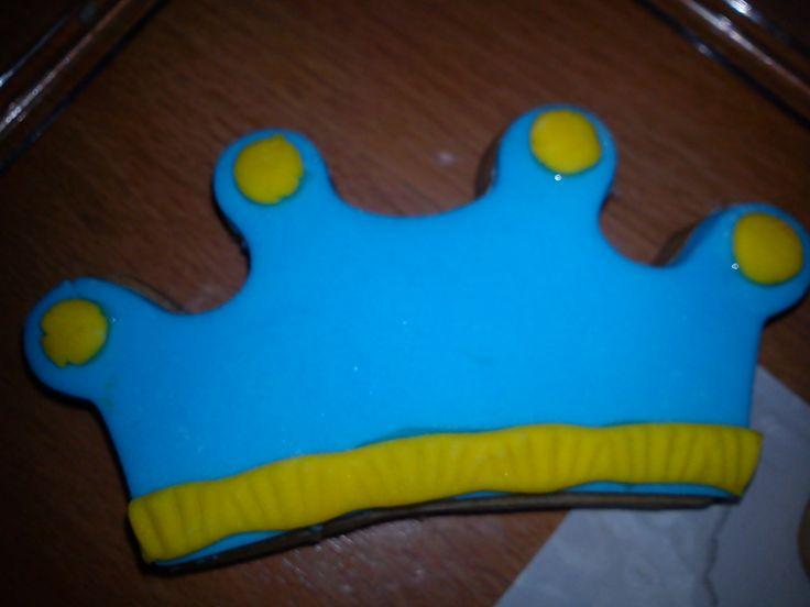 crown biscuit