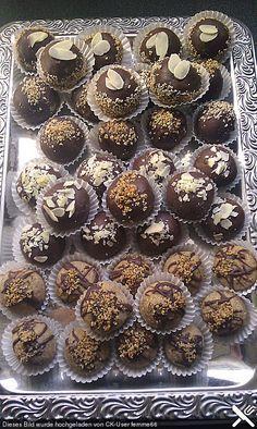 Snickers Pralinen (Rezept mit Bild) von femme66 | Chefkoch.de