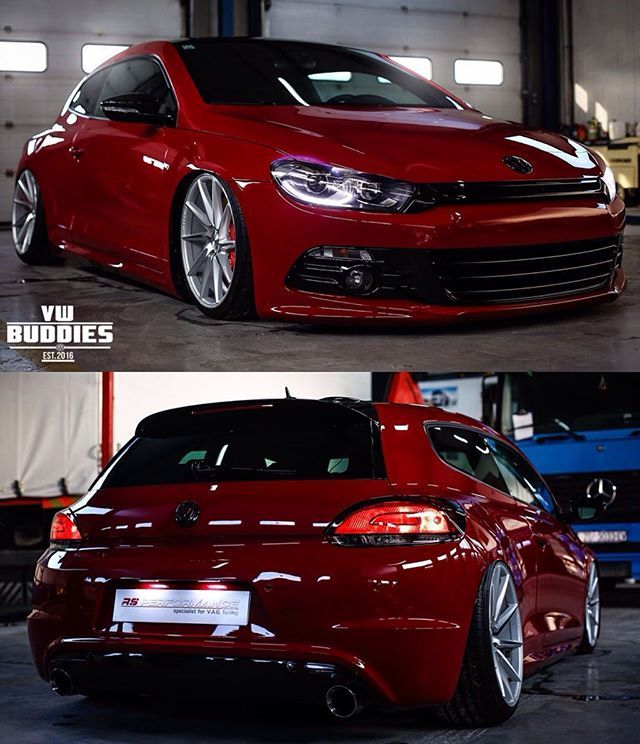 Scirocco ❤ The best Scirocco in Croatia? Is that true? buddy: Sandro (no Instagram...I think ) -–—–- • shop at @caraudiosecurity - link of webshop in BIO -–—–- • use #vwbuddies @vw.buddies for and possible repost -–—–- #mk5 #gti #pirelli #vwgolf #vwlove #mk4 #golf #r32 #dasauto #vdubs #vdub #mk6 #mk7 #bbs #wheels #golf4 #golf5 #golf6 #golf7 #vwlife #vw #stance #vag_official #carporn #volkswagen #bagged #static #caraudiosecurity #scirocco