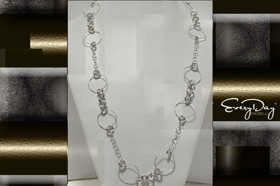 #argento #silver #style #love #woman #fashion www.fashiongoldgioielli.com