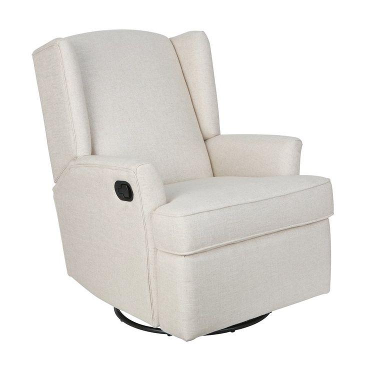 Wingback Glider Baby Glider Swivel Glider Chair Glider