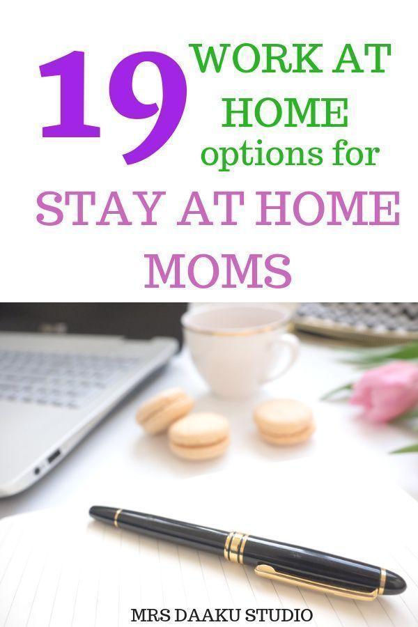 19 Legitimate Work From Home Options Mrs Daaku Studio Work From Home Options Work From Home Jobs Legitimate Work From Home