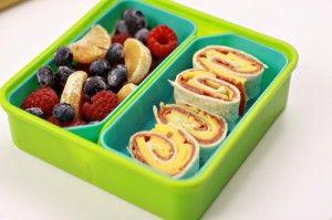 Nut-free lunch ideas for school