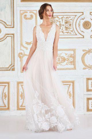 680 besten Wedding Dresses under $1,000 Bilder auf Pinterest ...