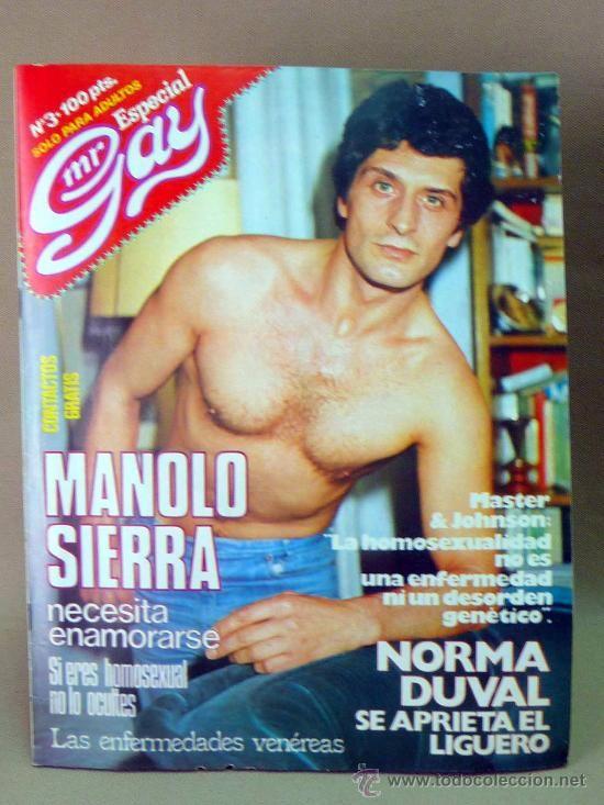 REVISTA, ESPECIAL, MR GAY, Nº 3, 1979, MANOLO SIERRA, NORMA DUVAL, ENFERMEDADES VENEREAS, HOMOSEXUAL - Foto 1