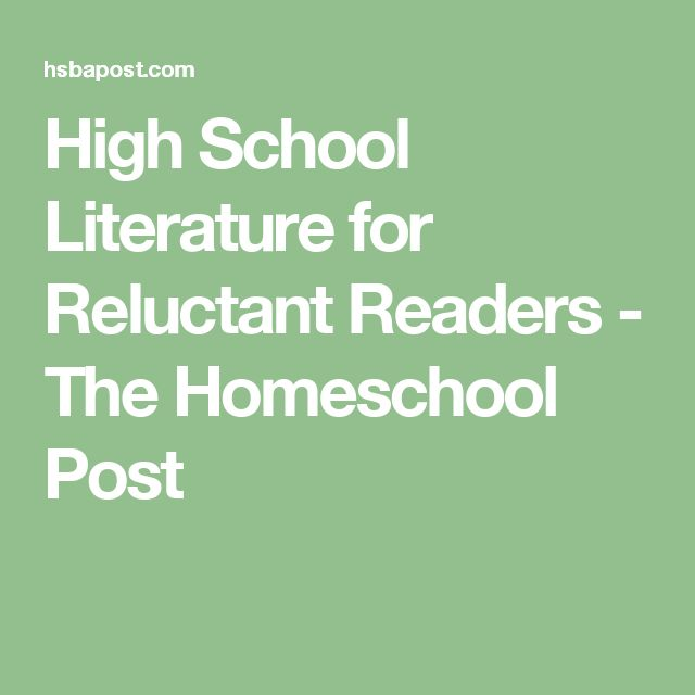 literature in high school Learning through literature moving beyond the page is a literature-based homeschool curriculum high school high school 1 abecedarian reading elementary math.