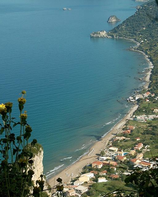 Agios Gordios Garounas Corfu Greece