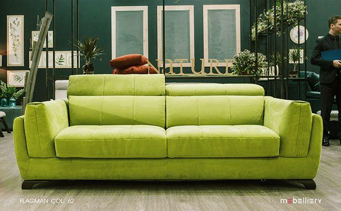 На прошедшей выставке многие фабрики выбрали наши новинки для своих экспозиций.  Сегодня предлагаем Вашему вниманию коллекцию Flagman на мебели наших партнеров.  Если Вас заинтересовала представленная ткань, то отправляйте свои заявки нам на электронную почту: shop@mebelliery.ru Подробности читайте на нашем официальном сайте —> http://www.mebelliery.ru/shop/textile/group_912/group_911/   #дизайн #интерьер #дизайнинтерьера #мебель #дизайнерскаямебель #мебельныйтекстиль #коллекциятканей…