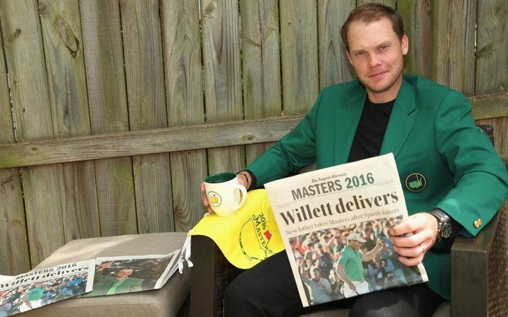 Danny Willett plots path to world No 1 after winning Masters.  I personally don't think he will ever be #1.  He has Jason Day, Jordan Spieth, Rory McIlroy who have better chances to be #1 than Willet does.  Day is already #1, Jordan has been #1 before and will again, and Rory also has been #1 in the past.  Willet probably will be a one hit wonder in my opinion.