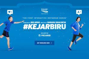 Kampanye Kejar Biru Pocari Sweat Pocari Sweat Kejar Biru Campaign