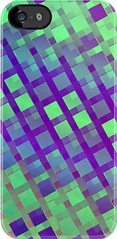 Diamonds I  [ iPad / iPhone / iPod / Samsung Case] by Damienne Bingham