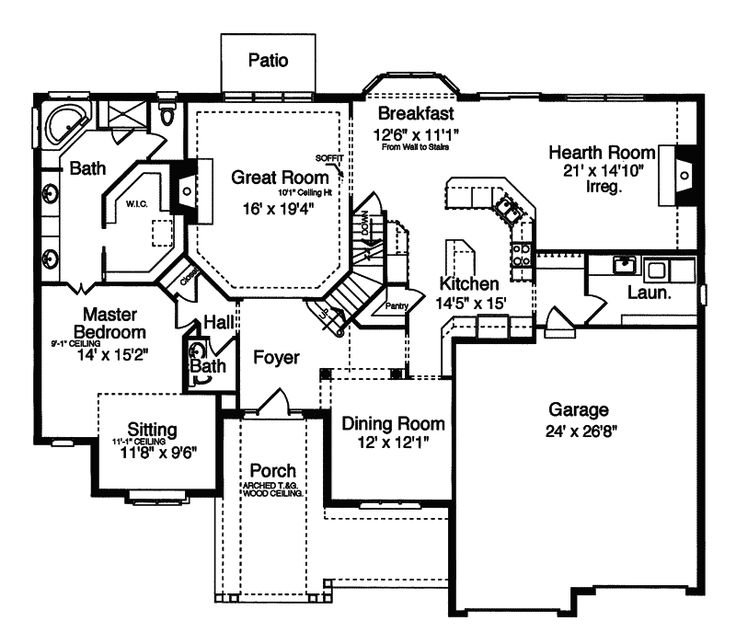 Plan Your Bathroom Layout The Proper Way: 8 Best Images About Proper Floor Plans (Layout) On