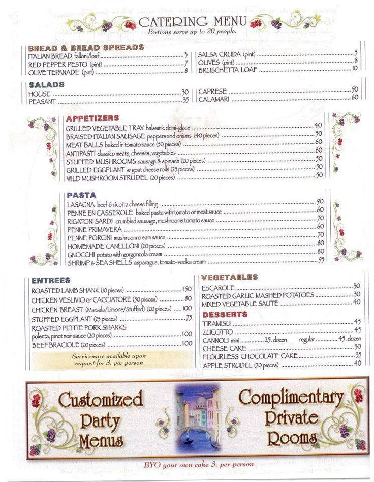 Best 25+ Catering menu ideas on Pinterest Catering, Catering - catering contract