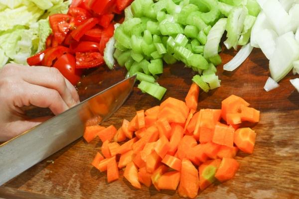 Caldo de legumes | JB Lab | Gastronomia e Decoração