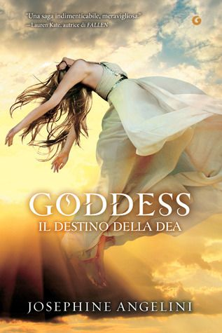 Goddess (Starcrossed #3) by Josephine Angelini (Goodreads Author), Marco Rossari (Translator), Italian ed.