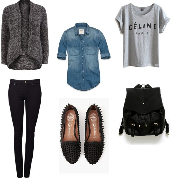 """cold"" by raquelgrey on Polyvore"