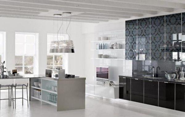 Küchen von Stosa- Strahlende Farben und italienisches Design - küchen farben trend