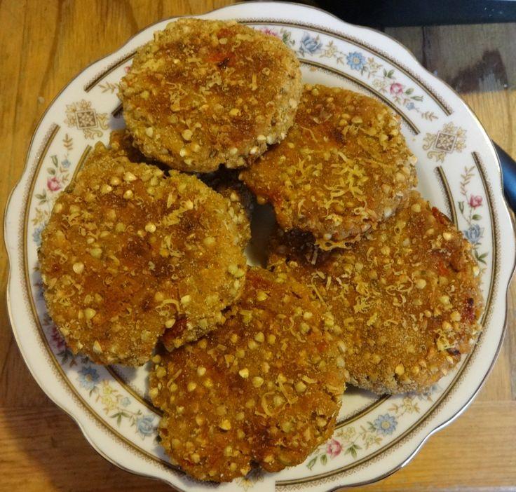 Buckwheat Rissoles