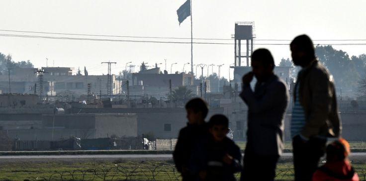 Frontière syro-turque : aller simple pour l'Etat islamique