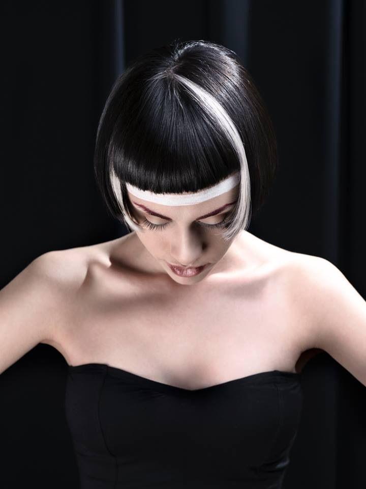 linea bianca_geometrie   hair_mua  Serena Eden