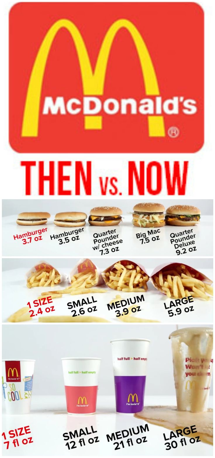 Mcdonalds nutrition facts drinks nutrition ftempo for Lean cuisine vs fast food