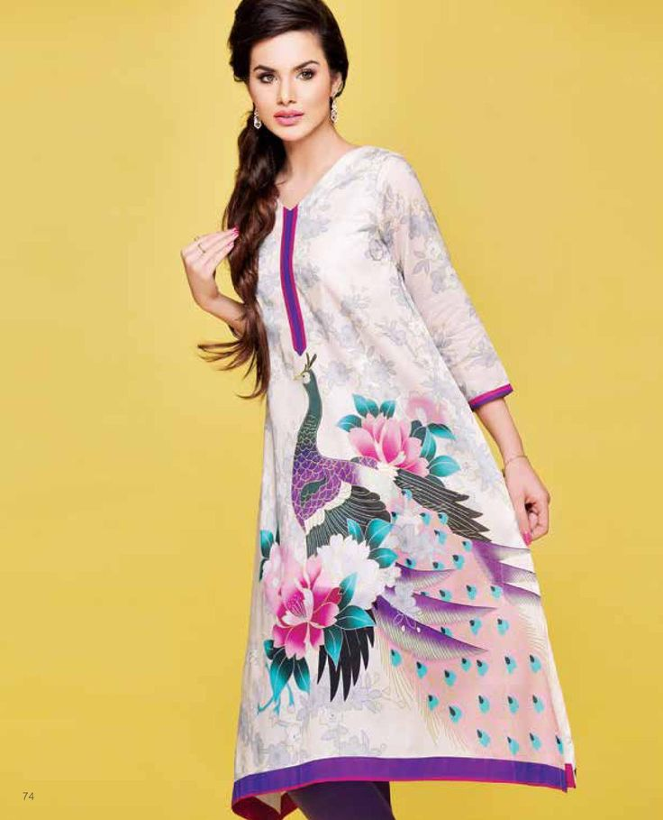 #ClippedOnIssuu from Nishat pret wear eid catalogue 2014 www clothing9 blogspot com