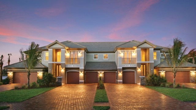 Whitestone coach homes for sale from the $330,000s. A two-bedroom, two-and-a-half bath Coach Home offering a den, a gourmet kitchen with a breakfast nook, a two-car garage and 2,091 square feet under air.