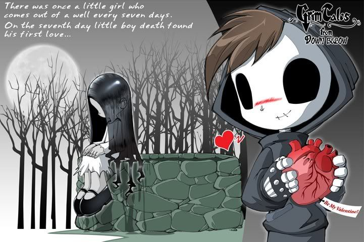 Anime Angel of Death | Little Boy Death and Little Girl ...