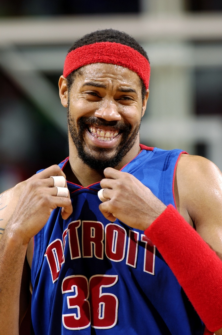 Rasheed Wallace, Detroit Pistons