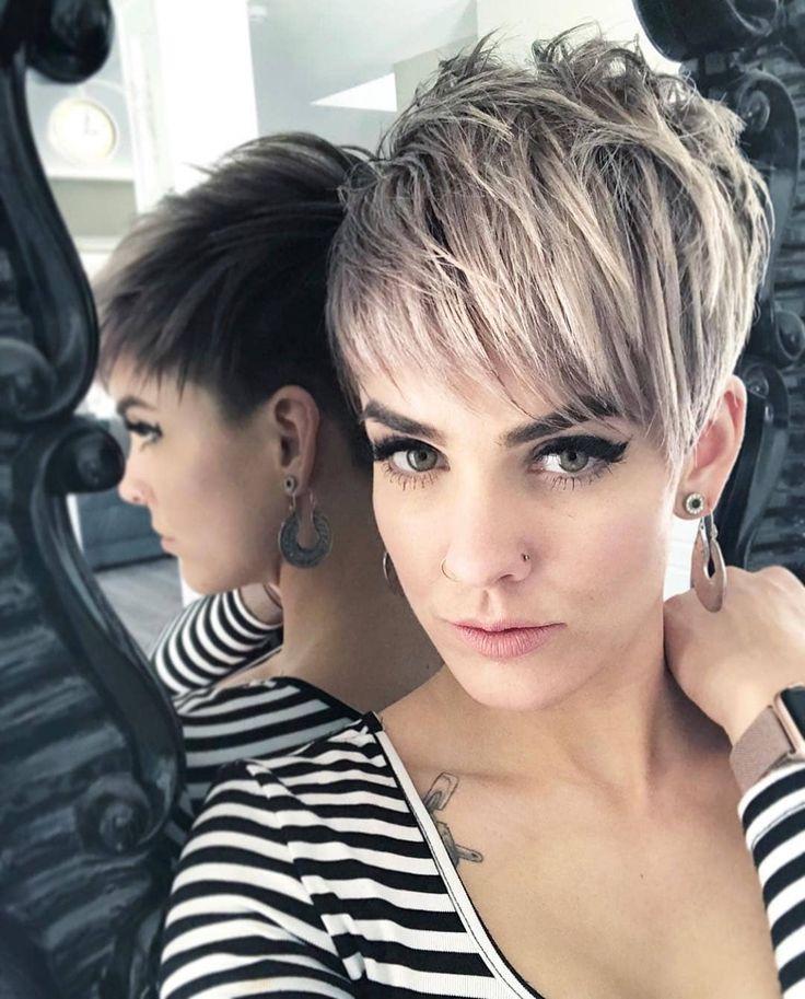 Top 10 schönsten Pixie Haarschnitte für Frauen