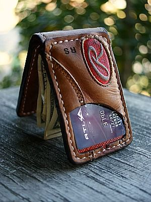 Custom Magnetic Money Clip Wallet-Vvego http://www.vvego.com/custom…
