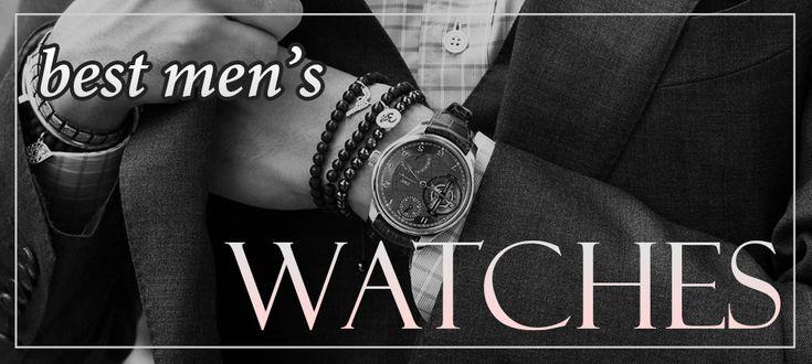 7 Best Men's Watches under £200 for 2016